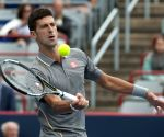 CANADA MONTREAL ROGERS CUP DJOKOVIC