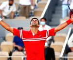 Djokovic wins French Open, his 19th Grand Slam trophy