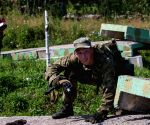 """RUSSIA-NOVOSIBIRSK-INTERNATIONAL ARMY GAMES 2017-""""ARMY SCOUT MASTERS"""" COMPETITION"""
