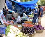 Mobile vegetable marts bring cheer to Hyderabadi homes