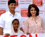 Anushka Sharma launch Season 3 of Support My School