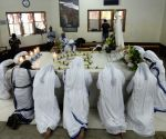Mother Teresa's 21st death anniversary - Prayer meet organised at Mother House