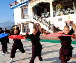 Sweet but deadly kung fu nuns of Druk Amitabha nunnery