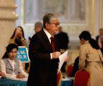 KAZAKHSTAN NUR SULTAN PRESIDENTIAL ELECTION