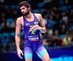 Olympics: Wrestler Ravi Dahiya secures quarterfinal spot in 57kg category
