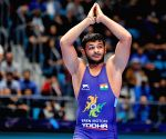 Want to train outside to prepare for Olympic gold: Deepak Punia
