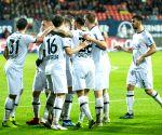 Germany nuremberg soccer bundesliga nuremberg Vs Leverkusen