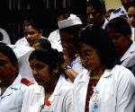 Mumbai footbridge crash - G T Hospital organises condolence meeting