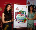 "Launch of Pooja Makhija's book ""N for Nourish"