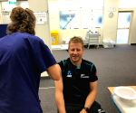 NZ players get vaccinated ahead of England tour