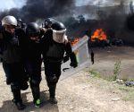 MEXICO OAXACA SOCIETY PROTEST