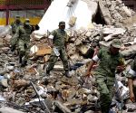 MEXICO OAXACA EARTHQUAKE