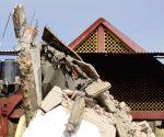 MEXICO OAXACA EARTHQUAKE PRESIDENT