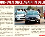 Delhi EV policy awaits notification as odd-even returns