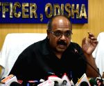 Odisha Chief Electoral Officer's press conference