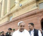 Winter session of parliament - Naveen Patnaik