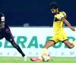 Santana's penalty helps Hyderabad off to winning start