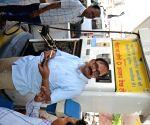 Officials raid petrol pumps