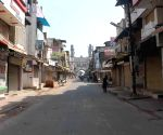 Old city remained closed during the 21st anniversary of Babri Mosque demolition