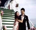 Hong King: Olympic champion Liu Xuan ties knot aboard a cruise ship