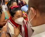 Chanu returns to Manipur after Oly glory, receives rousing welcome