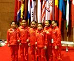 Olympic trials: Two new Chinese gymnasts hog limelight