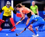 Olympics hockey: Indian women lose track after bright start in opener(adds details)