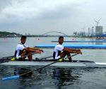 Olympics: Indian scullers finish sixth and last in semifinals