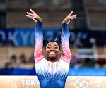 Olympics: Simone Biles bags bronze in balance beam, first medal in Tokyo