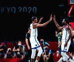 Olympics: U.S. storms into men's basketball final