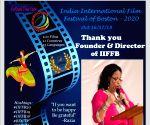 Free Photo: Om Puri honoured at India International Film Festival of Boston (2)