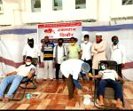 On Ramzan eve, Maha mosque turns into blood donation camp