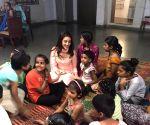 Free Photo: Sahher Bambba celebrates Girl Child Day with orphan girls