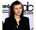 Harry Styles rocks a '70s inspired look