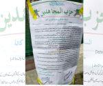 Hizbul Mujahideen posters