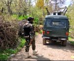Srinagar : One terrorist has been killed in an ongoing encounter between terrorists and security forces in the Zeipora area of South Kashmir's Shopian district on Monday,