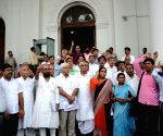 Opposition MLA's walkout from WB Assembly