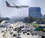 U.S. CALIFORNIA ORANGE COUNTY SMALL PLANE CRASH