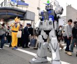 JAPAN OSAKA NIPPOMBASHI STREET FESTA COSPLAY