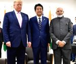 Modi calls trilateral meet with Abe, Trump 'productive'