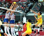 JAPAN-OSAKA-VOLLEYBALL-WOMEN'S WORLD CUP-CHN VS SRB
