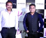 "AR Rahman launches prelude of  ""Le Musk"