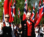 NORWAY OSLO CONSTITUTION DAY