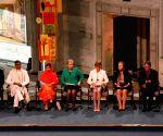 Oslo (Norway): Kailash Satyarthi and Malala Yousafzai during the Nobel Peace Prize awarding ceremony