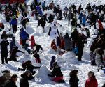 CANADA OTTAWA SNOWMAN CHALLENGE