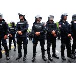 Thousands gather for mass anti-govt protest in Bangkok