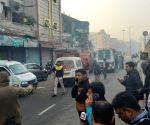 Free Photo: Over 30 dead in Delhi fire