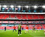 Over 60,000 fans for Euro 2020 semis, final at Wembley