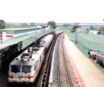 Oxygen Express with 120MT of LMO reaches Bengaluru