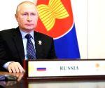 Putin urges closer anti-pandemic cooperation